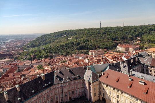 Panorama Prague