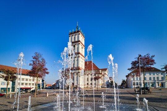 Neustrelitz - Stadtkirche