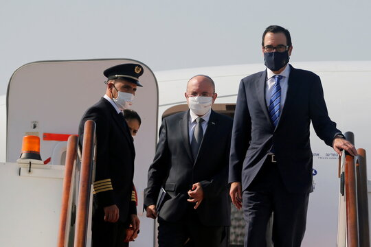Israel sends treaty delegation to Bahrain with Trump aides