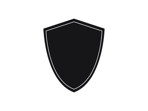 shield protection vector icon