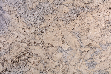 White Ice - granite stone slab in light tones, texture for perfect interior, background or other design project.