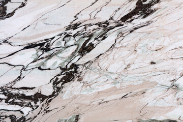 Fantastico Lirio - polished natural marble stone slab, texture for perfect interior, background or other design project.