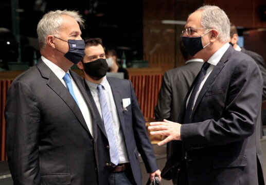 EU agriculture ministers meet in Luxembourg