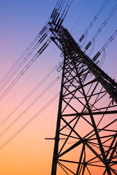Australian Power Pylon