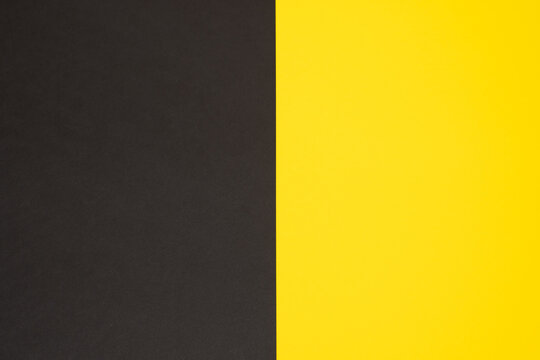 abstract gray and yellow rectangle background