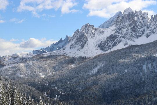 Sextner Rotwand, Sextner Dolomiten, Südtirol