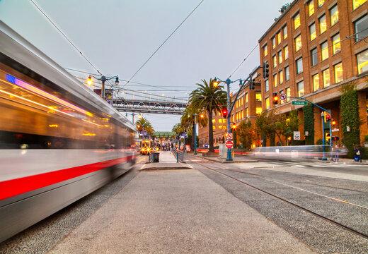 San Francisco California Golden Gate