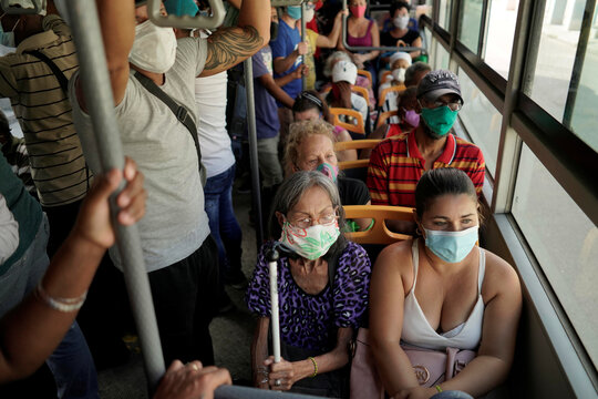 Coronavirus disease (COVID-19) outbreak in Havana