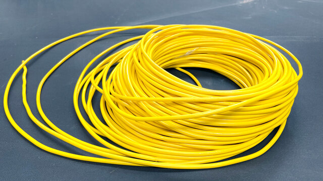 Low voltage electrical wiring and cables