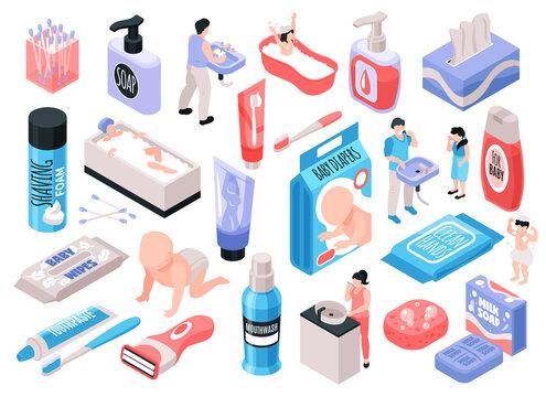 Personal Hygiene Set