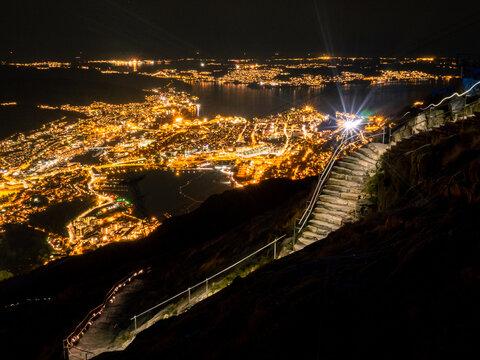 Oppstemten - Ulriken, Bergen
