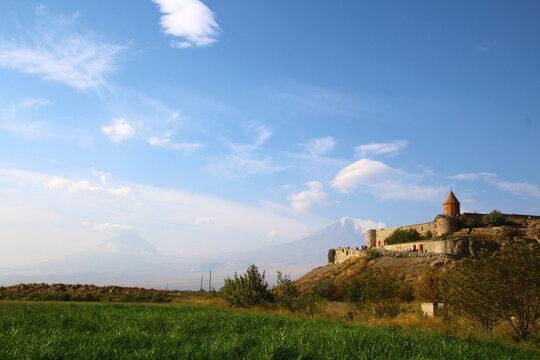 Chor Virap Monastery, Armenia
