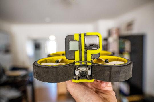 FPV Drohne - Cinewhoop