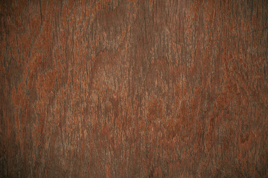 Texture of red wood in a retro style