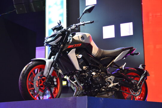 Yamaha mt09 motorcycle in Pasay, Philippines