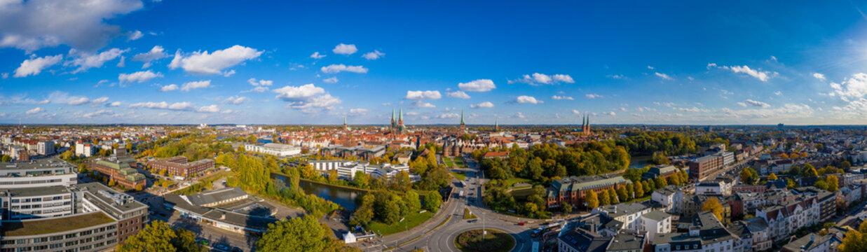 Urlaubsziel Lübeck