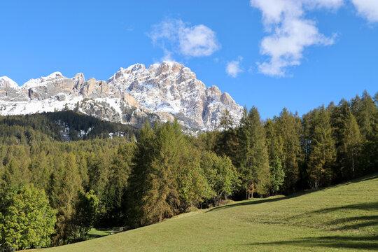 Gruppo del Christallo Cortina, Italien