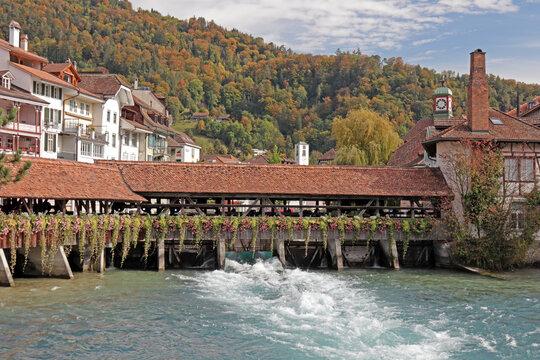 Stadt Thun Schweiz