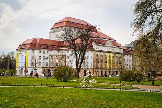 Dresden - Schauspielhaus