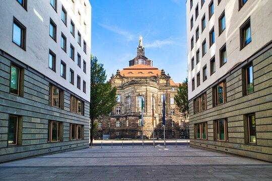 Dresden - Staatskanzlei