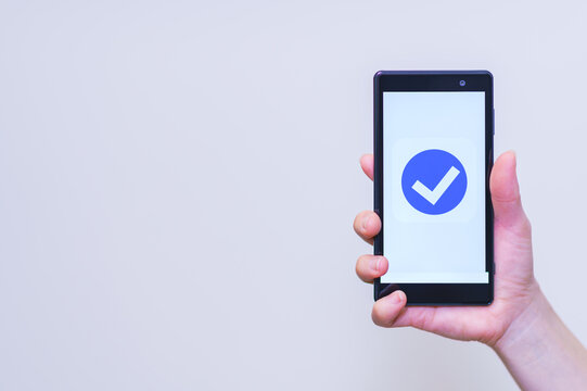 smart phone verification in Japan