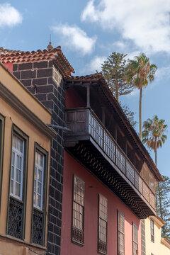 Streets of San Cristobal de la Laguna, Tenerife