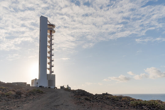 Lighthouse of Buenavista del Norte, Tenerife
