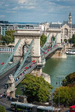 Budapest, Chain Bridge