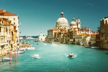 Basilica Santa Maria della Salute, Venice, Italy