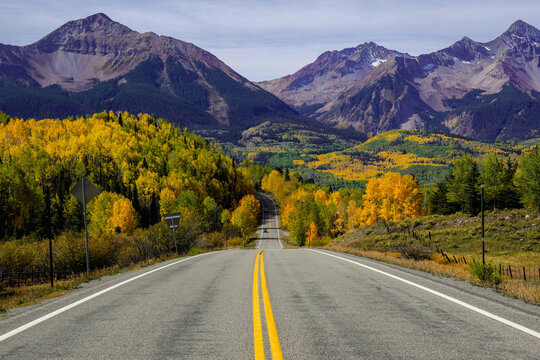 Fall Drive Colorado