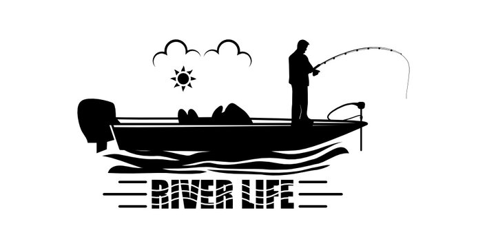 Download 498 Best Boat Fishing Images Stock Photos Vectors Adobe Stock