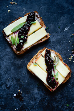 Smorrebrod- Open Sandwiches