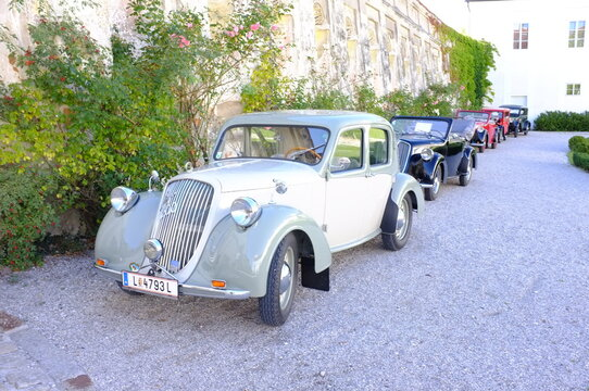 Steyr 200, vintage austrian limousine