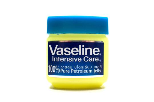 Product shot of Vaseline Petroleum Jelly