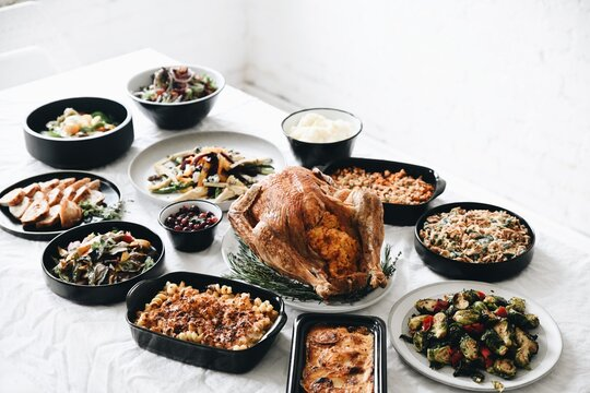 Thanksgiving holiday meal side