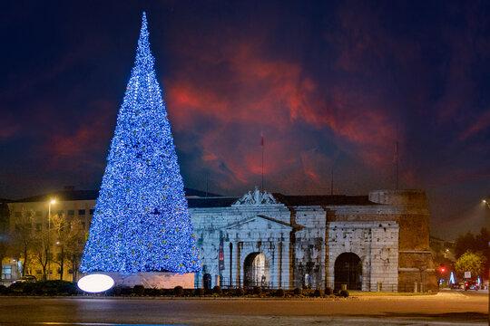 Verona - Natale a Porta Nuova