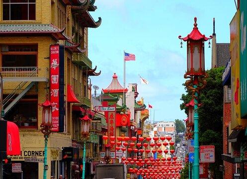 North America, United States, California, San Francisco, Chinatown