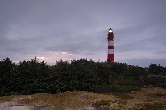 Lighthouse, Amrum, Germany