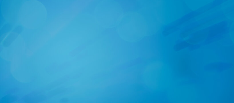 Blue teal abstract color background illustration for open concept.  Blank empty space abstract wallpaper graphic.