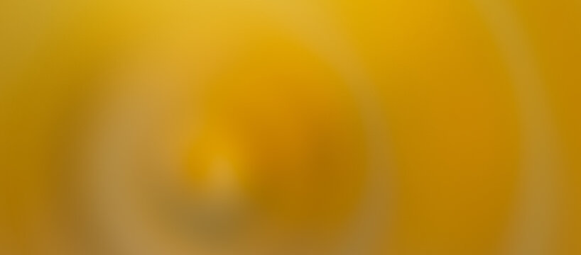 Yellow abstract color background illustration for open concept.  Blank empty space abstract wallpaper graphic.