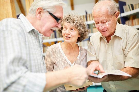 Seniors enjoy continuing education