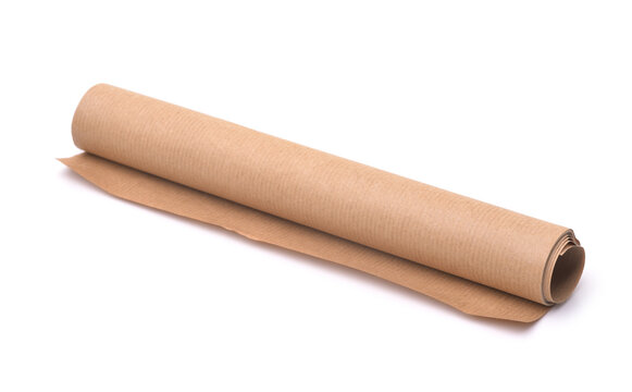 Kraft wrapping packing paper roll