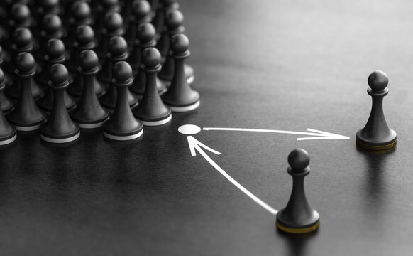 Succession planning, talent or leader replacement plan.