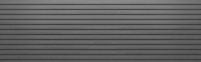 Panoramic metal wall background