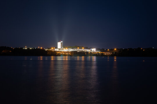 ALEXANDRIA, UNITED STATES - Sep 16, 2020: MGM National Harbor Casino