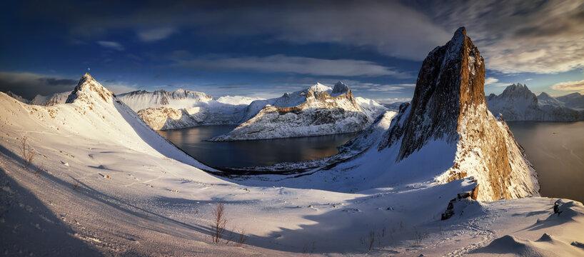 Fjordgard Segla Panorama