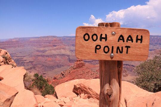 USA OOH AA Point grand canyon