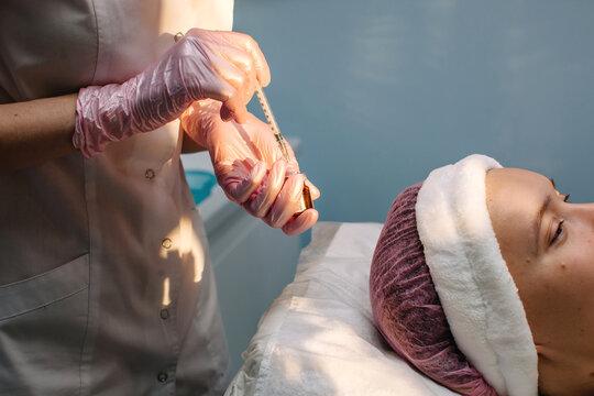 Botox skincare