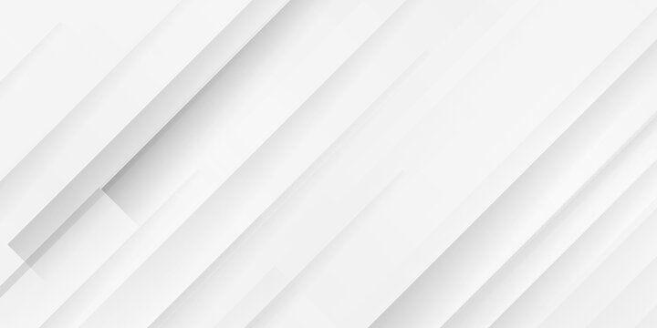 Modern simple white abstract background