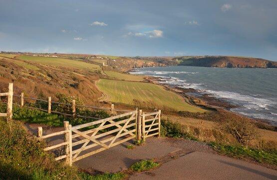 View towards Wembury, Devon